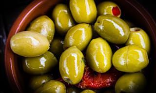 8 Health Benefits of Olives