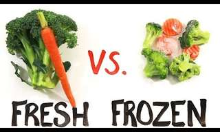 Fresh or Frozen?: An Update on Your Produce Source