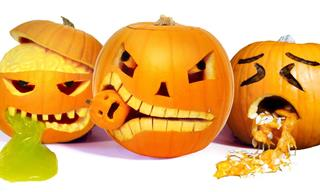 10 Halloween Pumpkin Carving Ideas