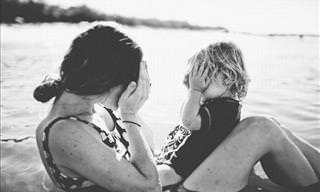 Heartwarming! The Special Bond Between Mother & Son