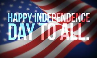 A Happy 4th of July To All!