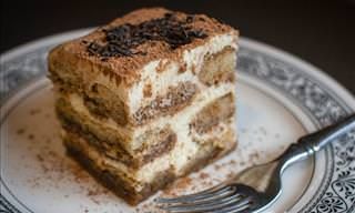 How to Make a Divine Tiramisu