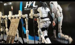 HAL: The Suit that Will Help You Move!