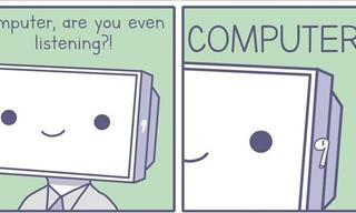 10 Funny Comics Reveal the Annoying Side of Technology