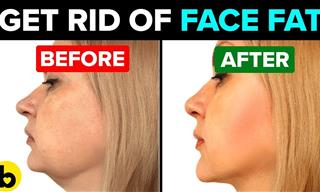 A Few Simple Lifestyle Changes Will Help You Lose Face Fat