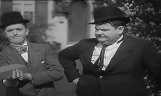 Classic Comedy: Laurel and Hardy Were a Hilarious Duo