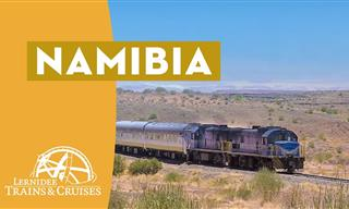 The Nature and Culture of Namibia from the Eyes of a Train