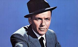 Frank Sinatra's Cheek to Cheek