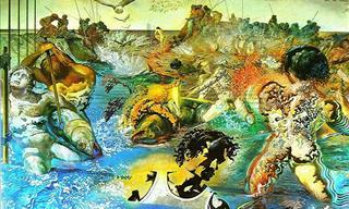 Famous Salvador Dali Artwork