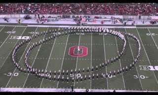 A Marching Band Like You've Never Seen Before!