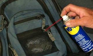 11 Ways to Get WD-40 to Help You Out