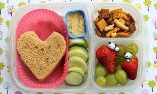 Expert Nutritionists: What to Pack Your Kids for Lunch