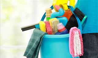 You Should Clean These Household Objects Regularly!