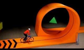 Danny MacAskill's: Biking Beyond Imagination.