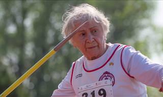 9 Senior Sporting Heroes