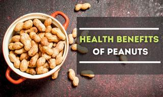 Find out How Eating Peanuts is Beneficial for Your Health