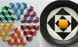20 Works of Art Created Entirely From Food Arrangements