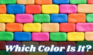 QUIZ: Can You Identify the Color?