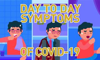 How COVID-19 Symptoms Progress Day by Day