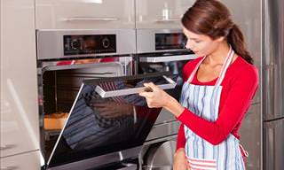 The Biggest Oven Mistakes You Should Avoid
