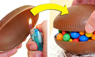 How to Make Surprise Easter Eggs That the Kids Will Love