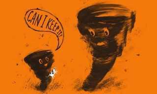 Funny Wacky Art - Beautiful Illustrations!