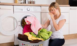 The Ultimate Way to Remove Mildew Smell From Towels