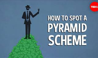 IMPORTANT: How to Spot a Pyramid Scheme