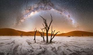 The Ultimate Milky Way Photos Taken From Across the World