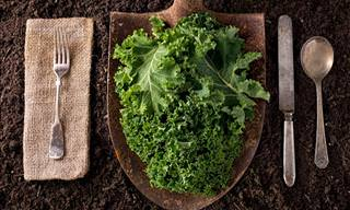 The Many Health Benefits That Kale Offers Us