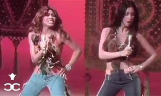 Tina & Ike, Move Over! Say Hello to Tina & Cher!