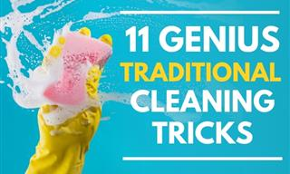 11 Traditional Cleaning Tricks That Stood the Test of Time
