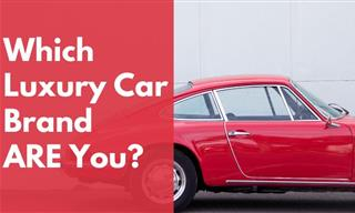 QUIZ: What Kind of Luxury Car Brand Are You?