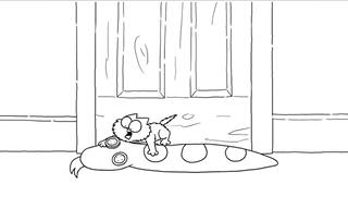 Simon's Cat: Kitten vs Snake