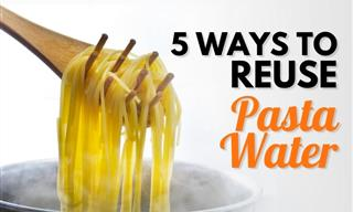 Why You Should Start Saving Pasta Water