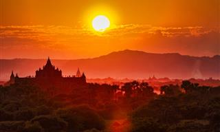 Bagan, the Valley of 2,000 Temples!