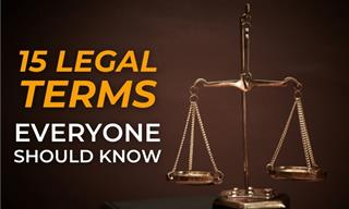 15 Legal Terms Everyone Should Know