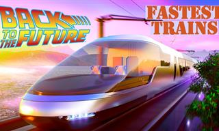 Imagine the Thrill of Riding in These Ultrafast Future Trains