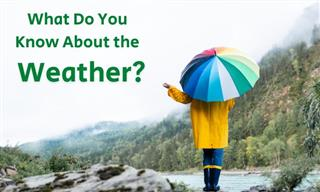 QUIZ: What Do You Know About the Weather?
