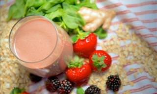 Delicious & Healthy Breakfast Smoothies