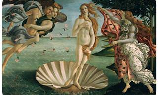 12 Facts About The Birth of Venus
