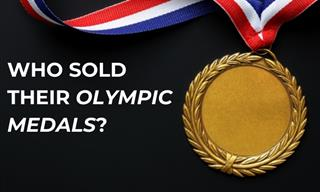 The Price of Olympic Gold - 6 Athletes Who Sold Their Medals