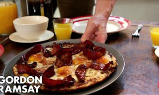 Learn to Make 4 Scrumptious Breakfasts from Gordon Ramsay!