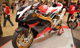The Top 11 Fastest Motorbikes in the World