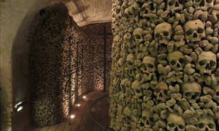 7 Spooky Crypts That Are Open to the Public