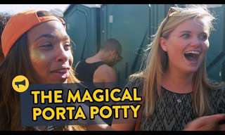 Hilarious: The Magical Potty Portal!