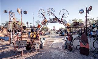 Slab City: Life With No Laws