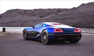 Rimac Concept_One - The First All-Electric Supercar
