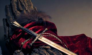 6 Historic Swords and the Legends Behind Them