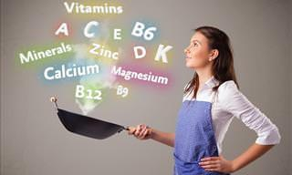 Vitamin-Rich Food Guide